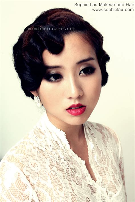 asian wedding hairstyles gallery hairstyles fad in china asian wedding makeup with