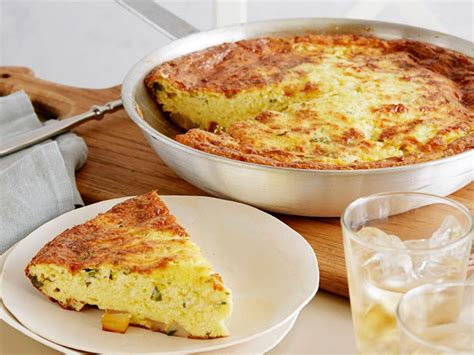 brunch recipes ina garten potato basil frittata recipe ina garten food network