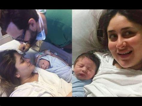 karina kapoor with son pic hospital footage celebrities visit kareena kapoor khan