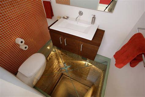 bathroom glass floor penthouse with glass floor bathroom guadalajara mexico