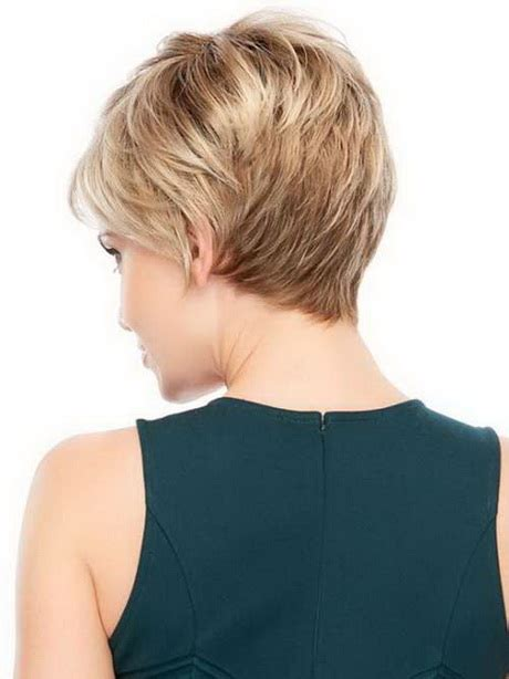 photos of short hair from backside backside of pixie haircut