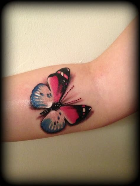 3d tattoos on wrist 3d butterfly tattoos on wrist colorful 3d butterfly