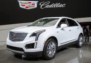 Crossover Cadillac 2018 Cadillac Models Autos Post