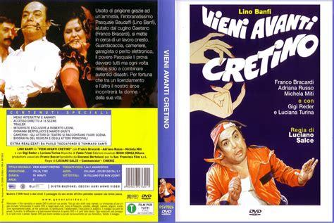 recensione vieni avanti cretino 1982 copertina dvd vieni avanti cretino cover dvd vieni avanti