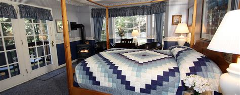 bed and breakfast california twain harte lodging mccaffrey house blue room yosemite