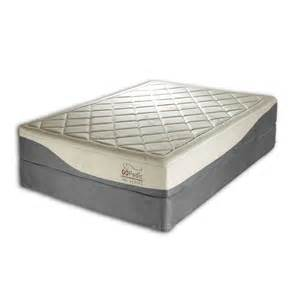 Go pedic 8 inch full size gel memory foam mattress ebay