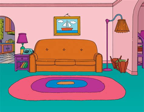 Livingroom Cartoon by Cartoon Living Room Submited Images Pic2fly