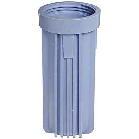 Water Filters At Home Depot by Pentek 153001 Standard Blue Sump For Standard Water Filters Pentek 153001 The Home Depot