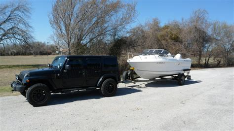 can you tow your boat with the cover on towing with a 2014 jeep wrangler the hull truth