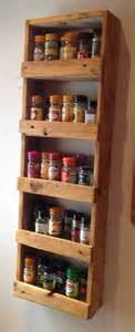 How To Make Spice Racks For Kitchen Cabinets 25 Best Ideas About Pallet Spice Rack On Spice Rack Bathroom Spice Racks And Spice