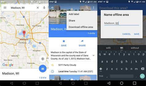 offline maps android maps for ios gets offline maps navigation and