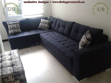 Contemporary Navy Blue Sectional Sofa Contemporary Navy Blue Sectional Sofa 2 Pcs Contemporary Navy Blue Sofa Set Contemporary Navy