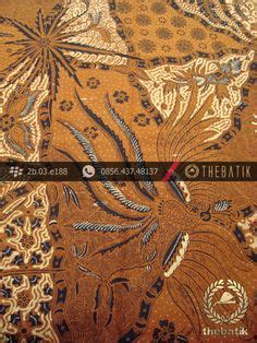 Kain Batik Motif Asmad Bahan Katun kain batik cap tulis jogja motif pulau kombinasi 5 unique indonesia batik fabric pattern