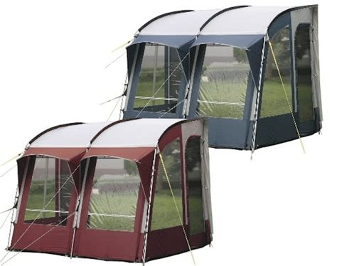 260 porch awning royal wessex 260 caravan porch awning blue ebay