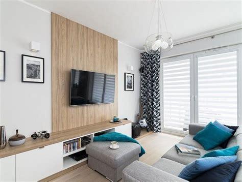 Salon Tv Moderne by 201 Cran Plat Mural Une Option 233 L 233 Gante Pour Le Salon