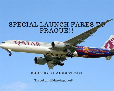 special launch fares to prague travelguzs deals