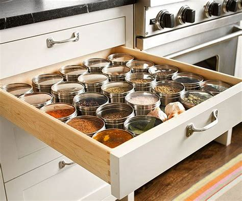 spice drawers kitchen cabinets best 25 spice drawer ideas on pinterest spice rack