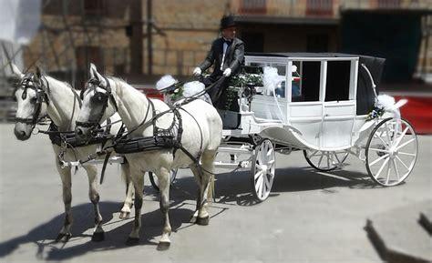 Carrozze Per Cavalli Prezzi Carrozza Con Cavalli Per Matrimonio 28 Images Carrozza
