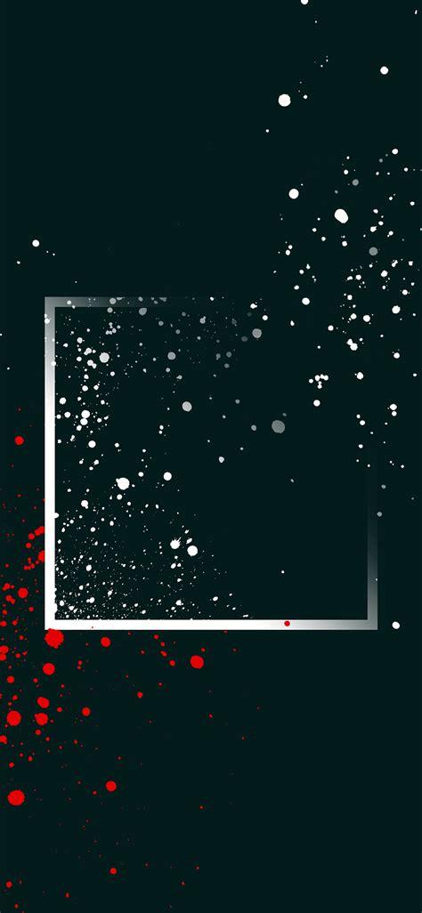minimal pattern iphone wallpaper vu32 minimal dots patint pattern dark red