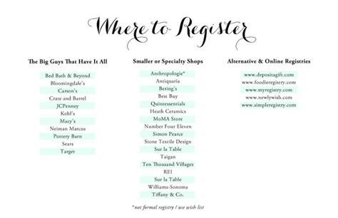 Wedding Registry Neiman by The Everygirl S Wedding Registry Guide The Everygirl