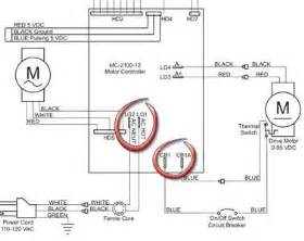 solved wiring diagram for bowflex 7 fixya
