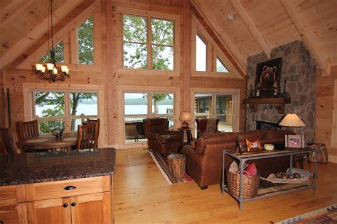 southland log homes wins  nahb design awards