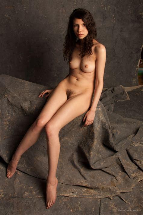 Pinkfineart Trishi Nude Portrait From Morey Studio