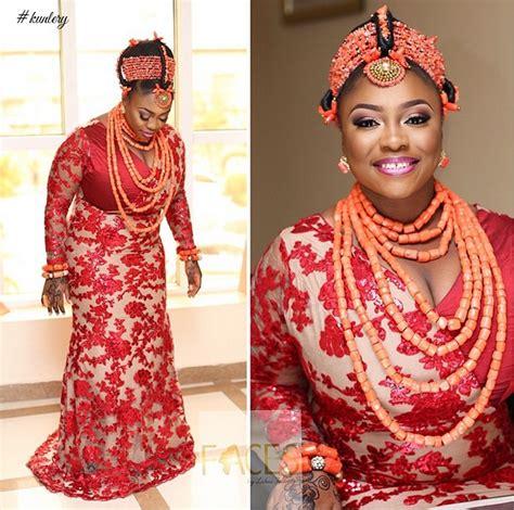 urhobo wedding attire urhobo traditional bridal look