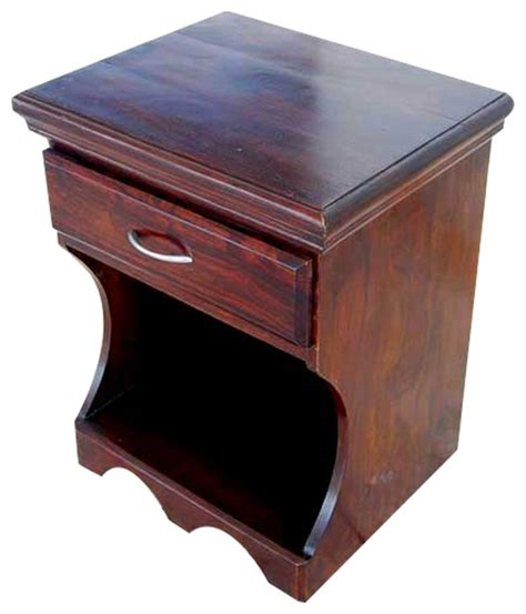 End Tables With Drawers And Magazine Rack by Solid Wood Storage Drawer Side End Table Magazine Rack
