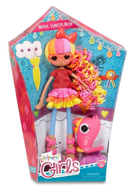 Lalalopsy Family Set put lalaloopsy in your easter basket society