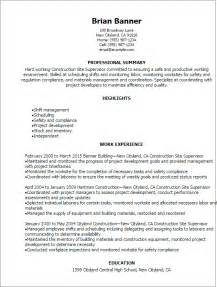 Construction Scheduler Cover Letter by Construction Scheduler Sle Resume