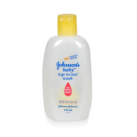 Johnson Tap To Toe Sensitive Touch Baby Wash Sabun Mandi Cair Bayi 200 johnson baby top to toe wash 100 ml baniyababu