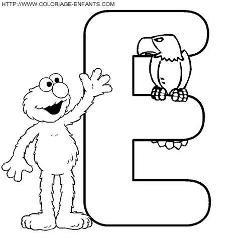 armenian alphabet coloring pages coloriage alphabet rue sesame lettre e avec elmo 224