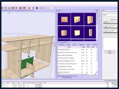 cabinet design software  custom woodworking professionals