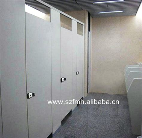 bathroom partition panels fmh waterproof wood hpl toilet partition panels fmhc03 fumeihua china