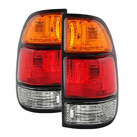 2004 tundra tail light xtune 2000 2004 tundra tail lights