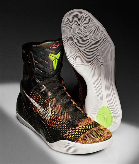 kobes shoes nike introduces 9 elite basketball shoe shoes