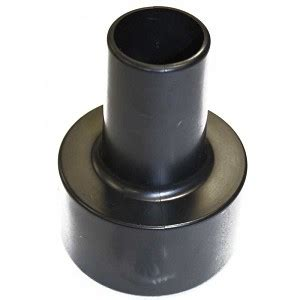 Dust Fitting Adapter For Shop Vac 1 1 4 In To 2 1 4 In