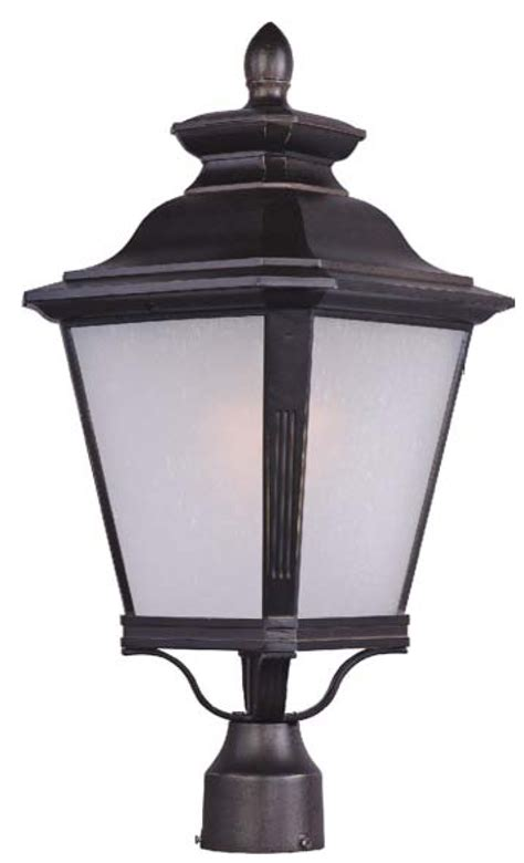 Outdoor Lantern Post Lights Knoxville Led Outdoor Pole Post Lantern Outdoor Pole Post Mount Maxim Lighting
