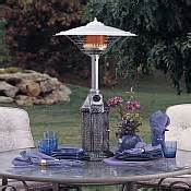 Small Patio Heaters by Table Top Patio Heaters