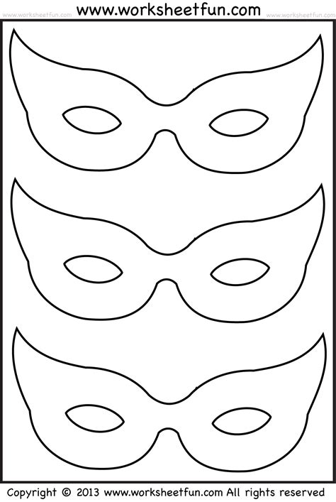 Masque Of The Worksheet by Mask 2 Worksheets Free Printable Worksheets Worksheetfun