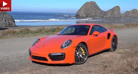 porsche 911 turbo s 2017 2017 porsche 911 turbo s is the one supercar to do it all