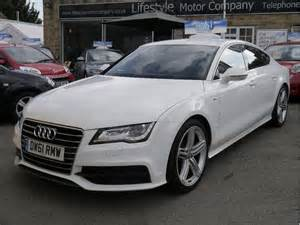 Used Audi A7 Uk Used Audi A7 Hatchback For Sale Uk Autopazar