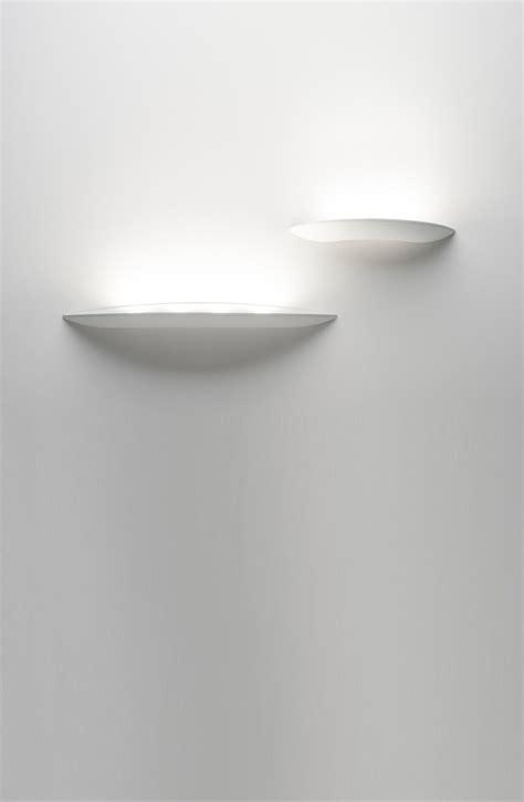 illuminazione led parete lada da parete led kyklos d 43cm