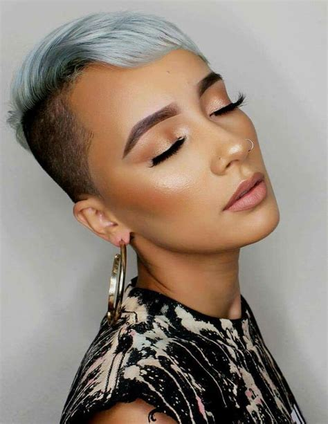 short edgy undercut hairstyles 540 best edgy hairstyles images on pinterest hair cut