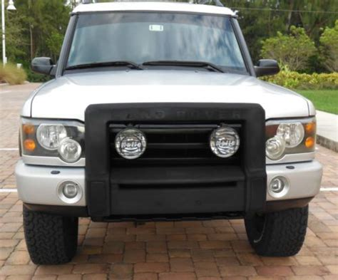 find  florida lifted  land rover discovery se  wheated seats clean  miles