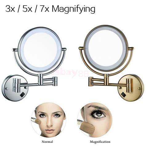 Buy Wholesale Bronze Lighted Makeup Mirror From
