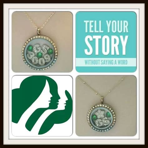 Origami Owl Like Charms - origami owl for scouts like my page on