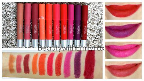 Lipstick Crayon Wardah harga lipstik revlon colorburst matte balm the of