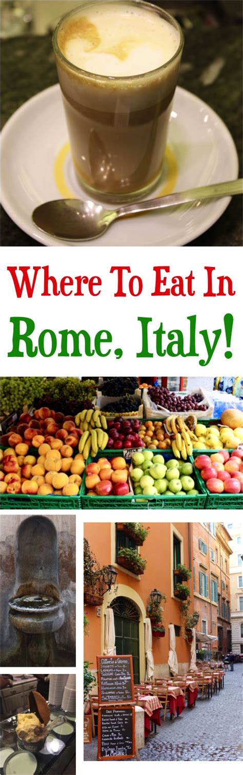 rome best places to eat rome italy best places to eat never ending journeys